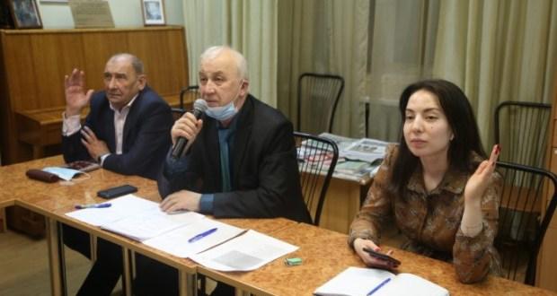 Состоялось заседание Президиума Совета Автономии татар Москвы