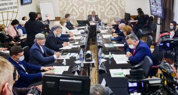 ФОТОРЕПОРТАЖ: Расширенное заседание Национального совета Всемирного конгресса татар