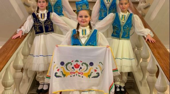 """Dance collective """"Impulse"""" wins online competition """"Ded Moroz rules"""""""