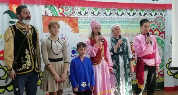 В Курганской области провели фестиваль национальных культур «Этник»