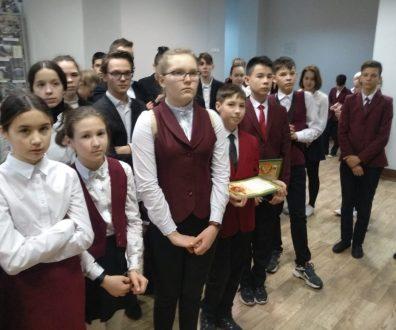 ФК стенд дети