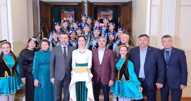 Фоторепортаж: Милли Шура рәисе Васил Шәйхразыевның Оренбург өлкәсенә сәфәре