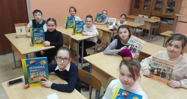 Дети Магнитогорска изучают татарский язык интересно и познавательно