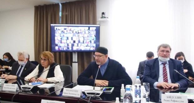 """Рафик Мухаметшин рассказал о деятельности рабочей группы """"Координация деятельности религиозных организаций"""""""