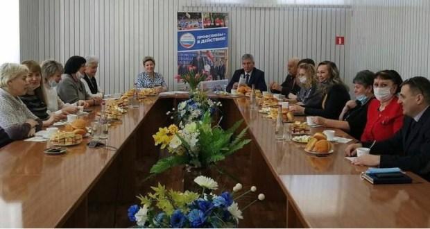 В Пензенской области обсудили роль женщины в социально-экономическом развитии региона