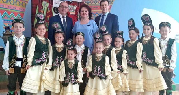 Можгага – Татарстан бүләге