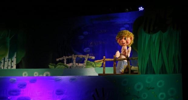 В год 300-летия в Кузбассе впервые проходят гастроли татарского театра кукол «Экият»