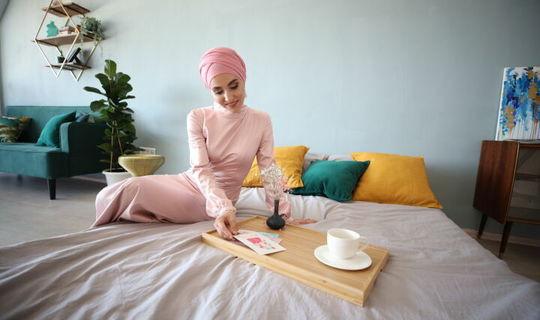 «Хатлар йорты» Рамазан аена багышланган открыткалар чыгарды