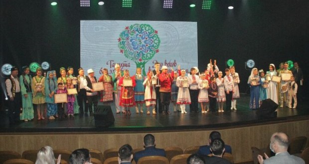 В Татарстане продолжается Фестиваль родословной «Эхо веков в истории семьи – Тарихта без эзлебез»