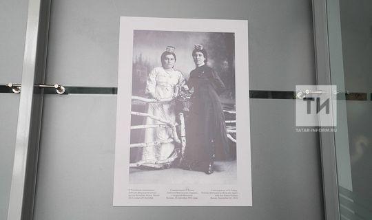 Казан аэропортында күргәзмәдә Тукайның сөйгән кызы Зәйтүнә Мәүлүдова фотосы бар