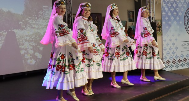 Concert organized by the national-cultural autonomy of the Tatars was held in the Komi Republic