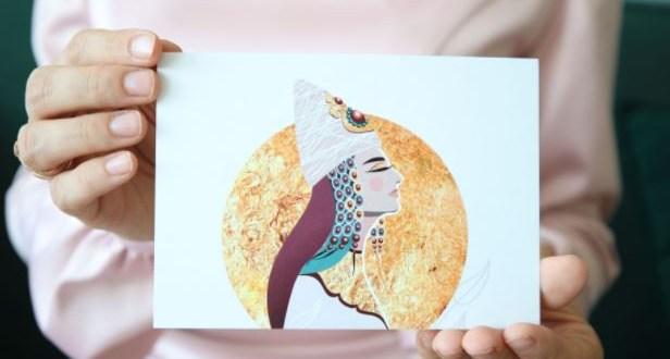 «Хатлар йорты» выпустило первую серию мусульманских открыток к Рамадану
