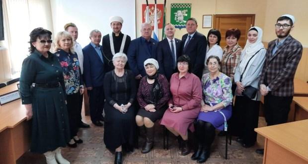 Постоянный представитель Республики Татарстан Хайдар Гильфанов посетил Артемовский городской округ