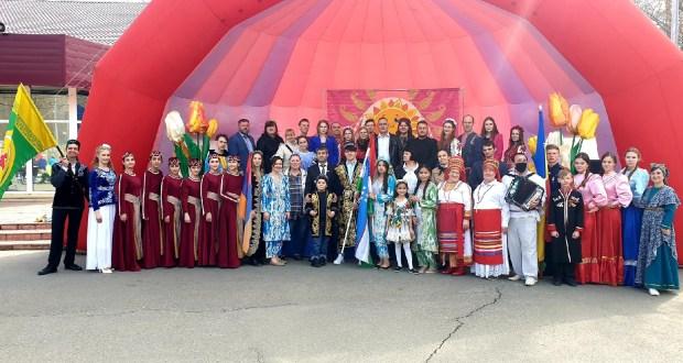 В Пензе состоялся праздник весны и дружбы «Навруз»