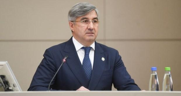 Василь Шайхразиев отправляется с рабочим визитом в Чувашскую Республику