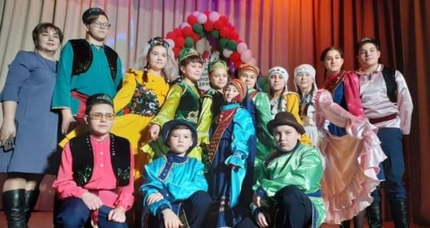 Детский театр «Тамчы» принял участие в республиканском фольклорном конкурсе