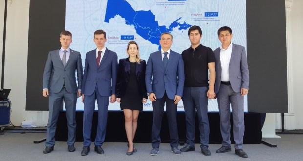 ВУЗы Татарстана представлены на выставке образования в Узбекистане