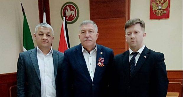 Эмин Рамазанов: Необходимо создать площадку «Мост дружбы Лениногорск – Баку»