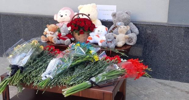 Соболезнования казанской трагедии выразили в Ташкенте