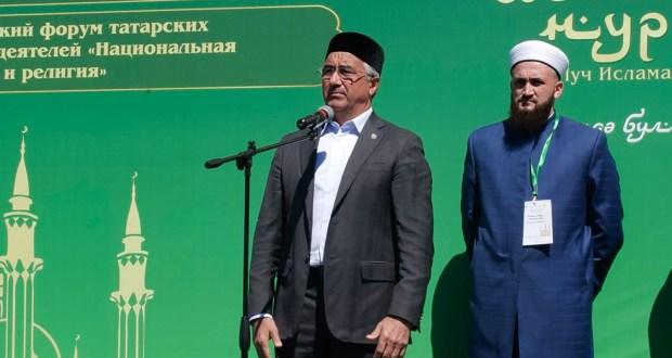 ФОТОРЕПОРТАЖ: XI Бөтенроссия татар дин әһелләре форумының беренче көне