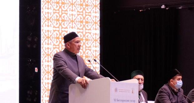 ФОТОРЕПОРТАЖ: XI Бөтенроссия татар дин әһелләре форумының икенче көне