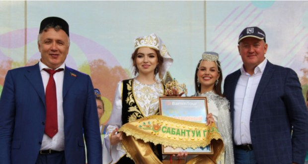 """The competition """"Saban tuye guzule-2021"""" was held in Zainsky district"""