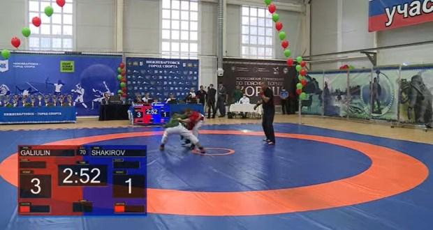 В Нижневартовске встретились 3 действующих чемпиона мира по борьбе корэш