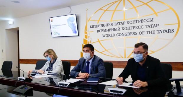 Danis Shakirov took part in the organizational meeting on the Sabantuy in Kuzbass