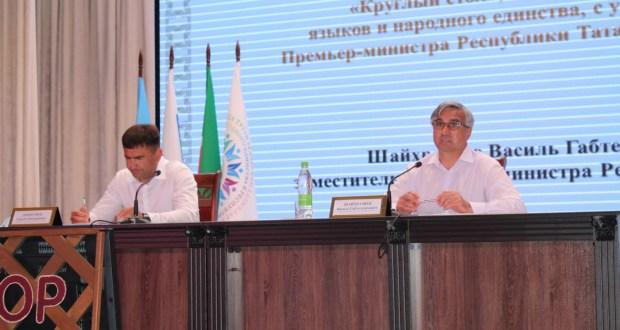 Василь Шайхразиев посетил Кукморский район с рабочим визитом