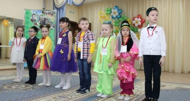 В  Зеленодольском районе прошел конкурс «Тел ачкычлары»