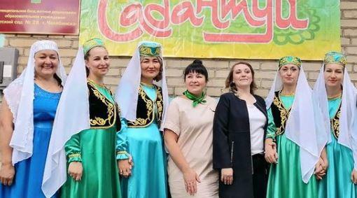 В Челябинске прошел детский праздник «Сабантуй»