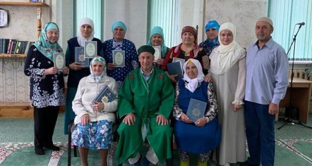 Ульяновск өлкәсендә ислам дине нигезләрен өйрәнү буенча курс тәмамланды