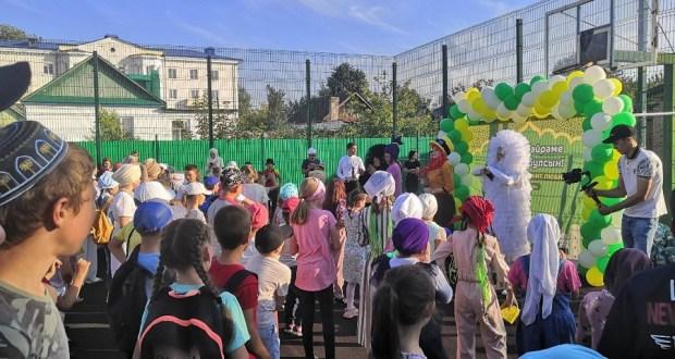 В Чистополе прошёл детский праздник в честь прошедшего Курбан-байрама