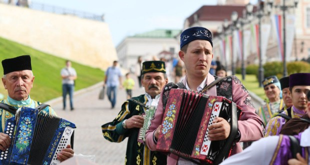 """On September 11, the capital of the Republic of Tatarstan will host the festival """"Kazan. Friendship of Peoples"""""""