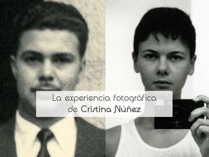 La experiencia fotográfica de Cristina Núñez