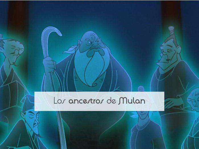 Los ancestros de Mulan