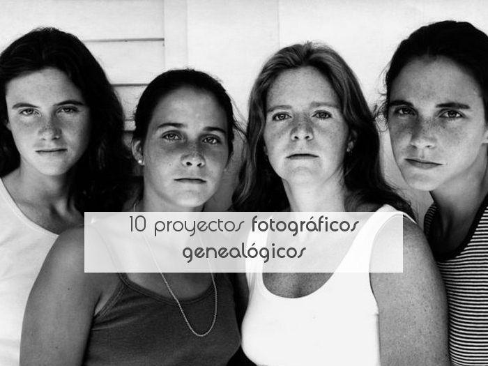 10 proyectos fotográficos genealógicos