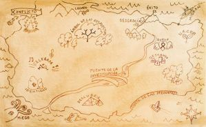 El árbol genealógico: un mapa genuino