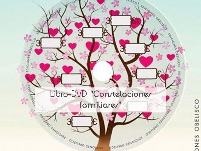 """Libro-DVD """"Constelaciones familiares"""""""