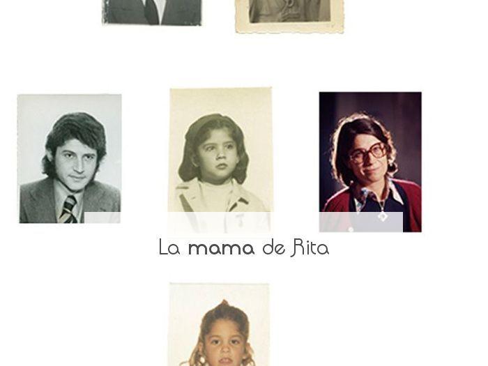 La mama de Rita