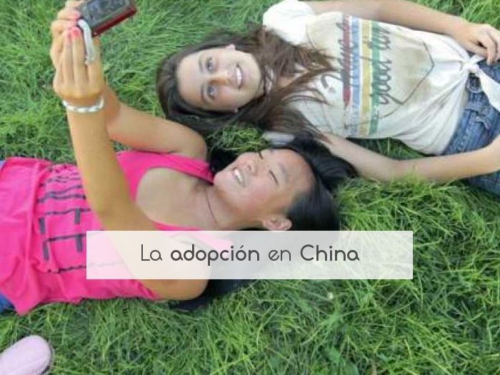 La adopción en China