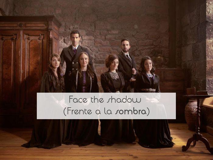 Face the shadow (Frente a la sombra)