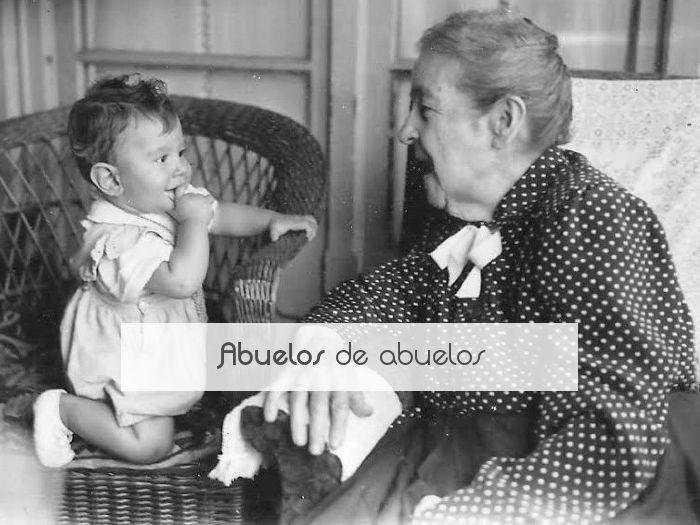 Abuelos de abuelos