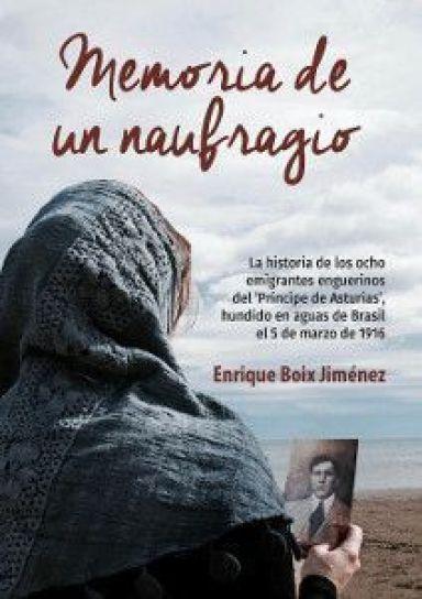Memoria de un naufragio. Enrique Boix