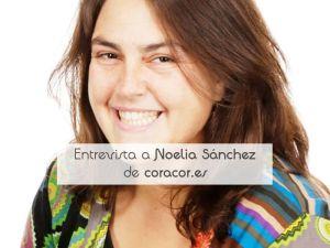 Entrevista a Noelia Sánchez de coracor.es