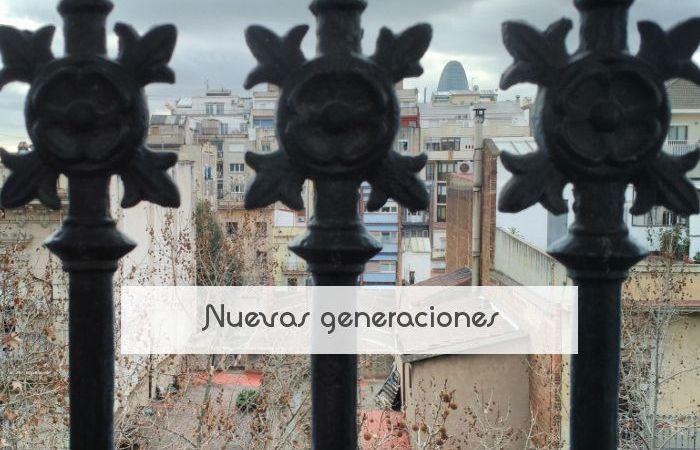 Nuevas generaciones