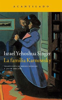 La familia Karnowsky. Israel Yehoshua Singer