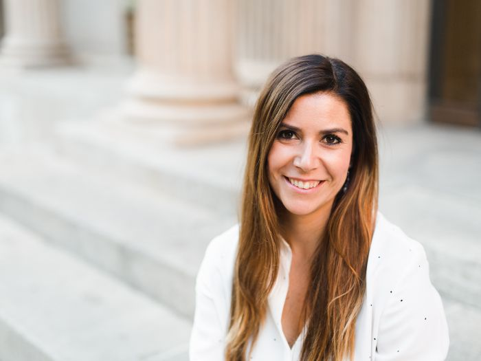 Isabel Moreno, psicóloga