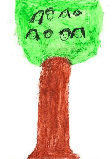 árbol genealógico escuela