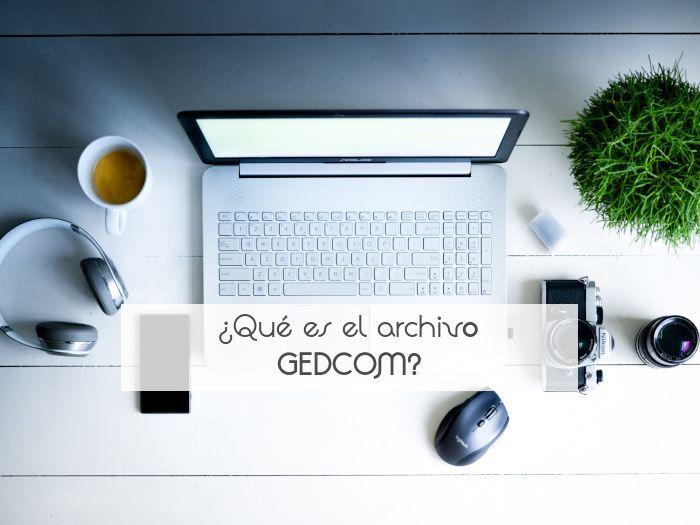 ¿Qué es el archivo GEDCOM?